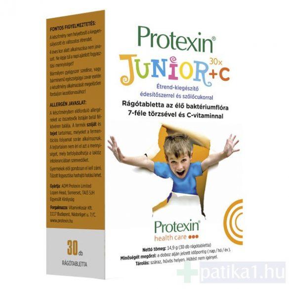 Protexin Junior C 30 db rágótabletta