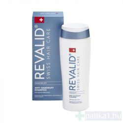 Revalid sampon korpásodás ellen 250 ml