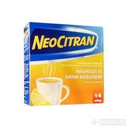 Neo Citran belsőleges por felnőtteknek 14 db