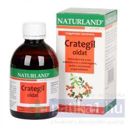 Crategil belsőleges oldat Naturland 230 g