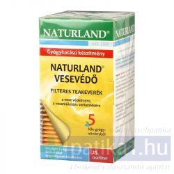 Naturland Vesevédő filteres teakeverék 25 db