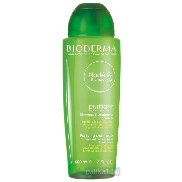 Bioderma Nodé G Sampon 400 ml