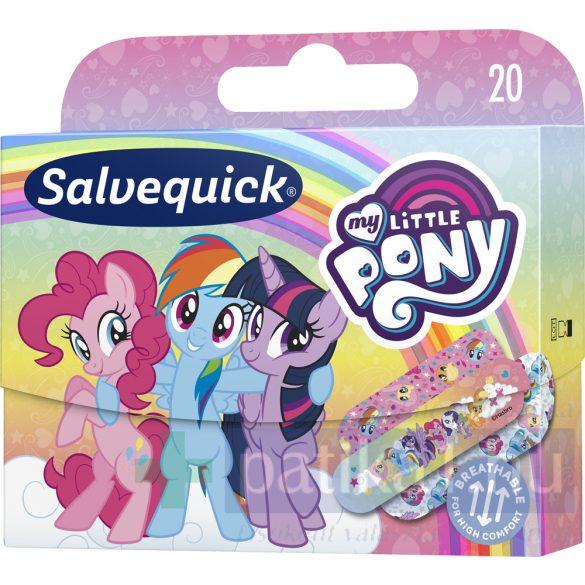 Salvequick sebtapasz My Little Pony 20 db