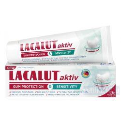 Lacalut Aktív Gum protection & sensitivity 75 ml