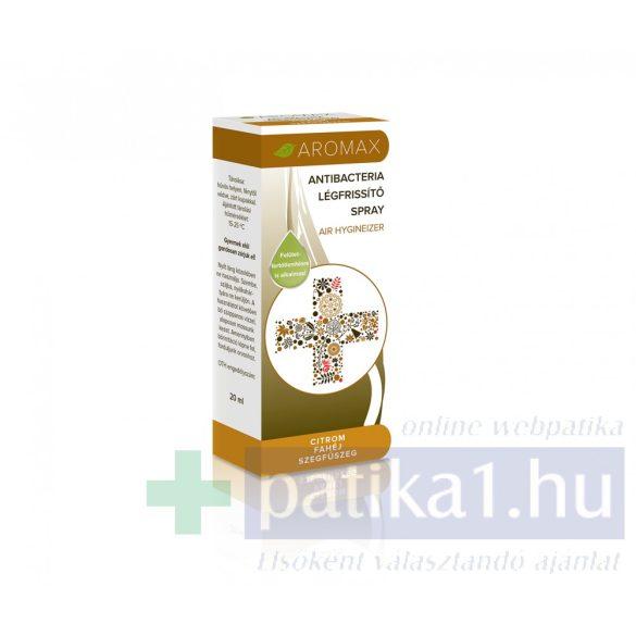 Aromax ANTIBACTERIA Citrom-Fahéj-Szegfűszeg spray 20 ml