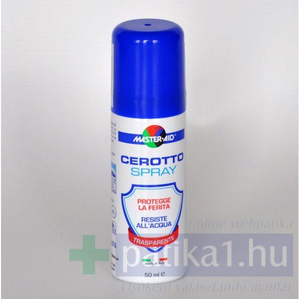 Master AID Cerotto sebvédő spray 50 ml
