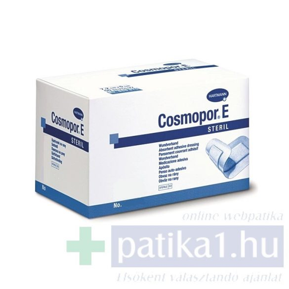 Cosmopor E steril 20x 10 cm 25 db