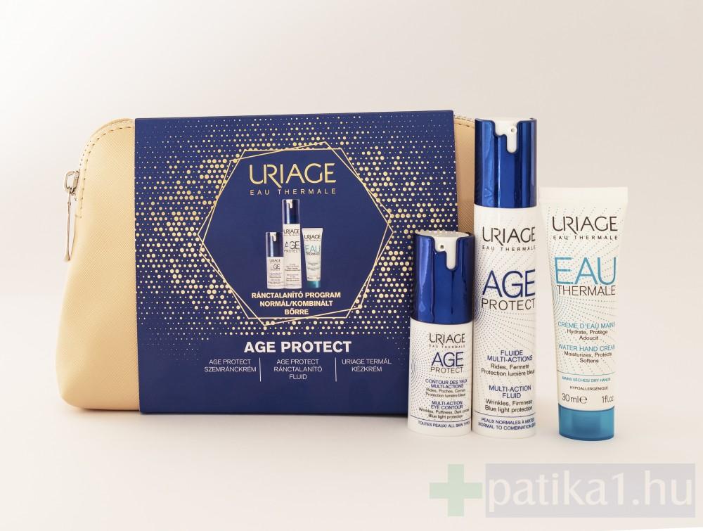 Uriage Age Protect Neszesszer ránctalanító csomag normál bőr