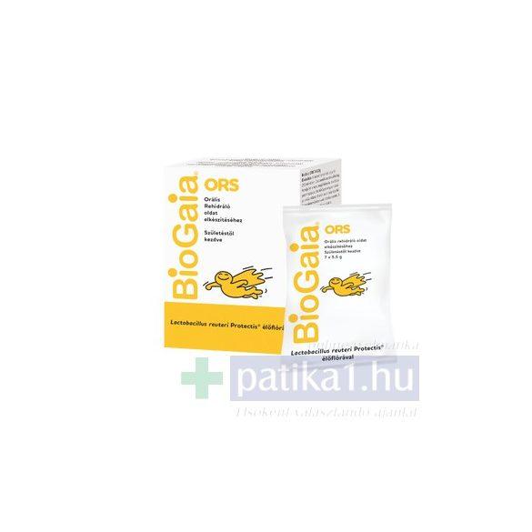 Biogaia ORS por orális rehidráló oldathoz 7x 5,5 g