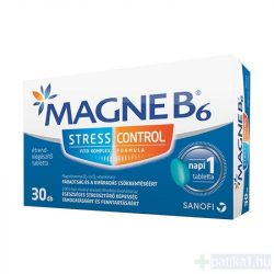 Magne B6 Stress Control tabletta 30 db