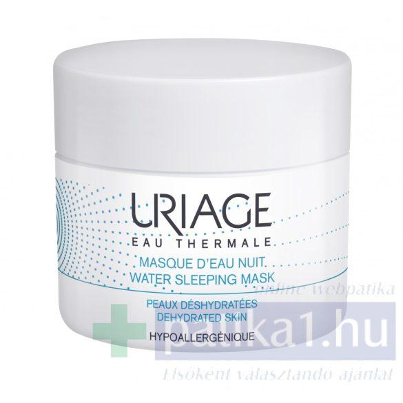 URIAGE TERMÁL Hidratáló éjszakai maszk50 ml
