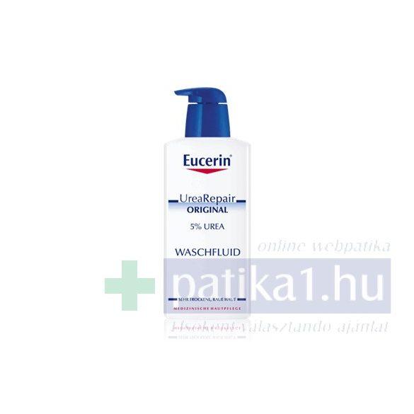 Eucerin UreaRepair 5% Urea folyékony mosakodószer 400 ml