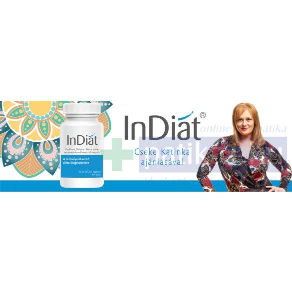 Indiat testsúlycsökkentő kapszula 60 db