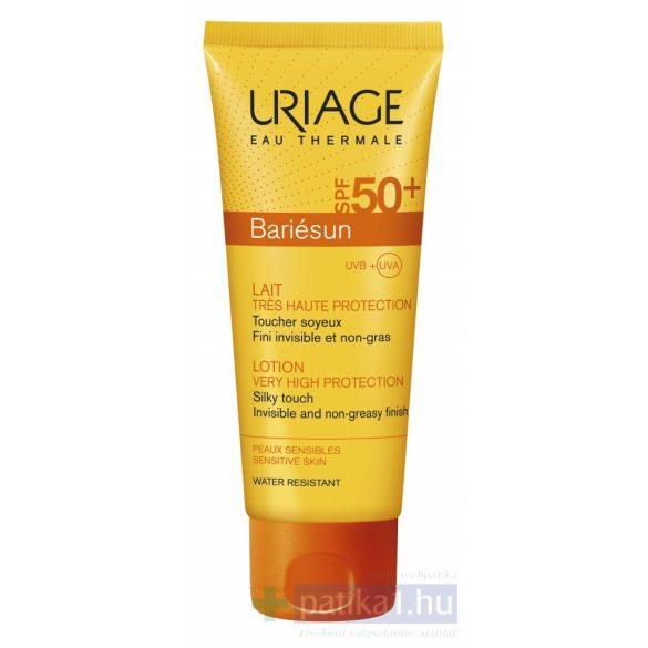 Uriage BARIÉSUN Tej SPF50+100 ml