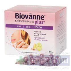 Biovanne Plus szépségvitamin kapszula 90 db