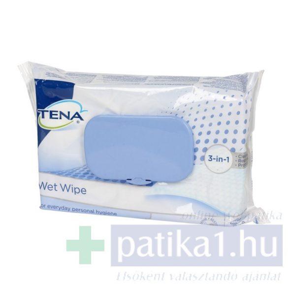 Tena Nedves törlőkendő WetWipe 48 db