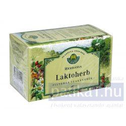 Laktoherb tejelválasztást serkentő filteres teakeverék 20x 1,5 g