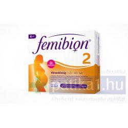Femibion 2 Várandósság és Szoptatás kapszula+filmtabletta 28+28 db