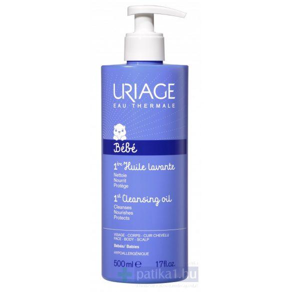 Uriage Baba Olajos fürdető/tusfürdő500 ml