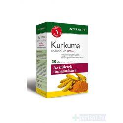 Interherb Napi1 Kurkuma Extractum kapszula 30x
