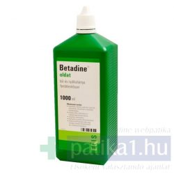Betadine oldat 1000 ml
