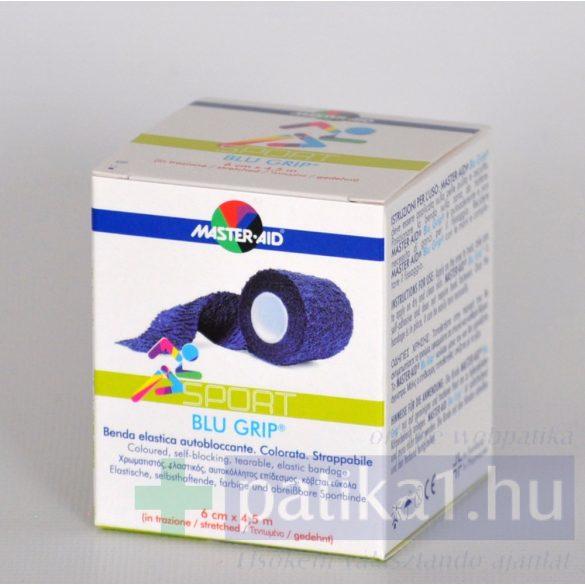 Master AID Bluegrip öntapadó bandázs 4,5mx 6 cm