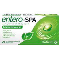 Entero-Spa 0,2 ml gyomornedv-ellenálló kapszula 24x