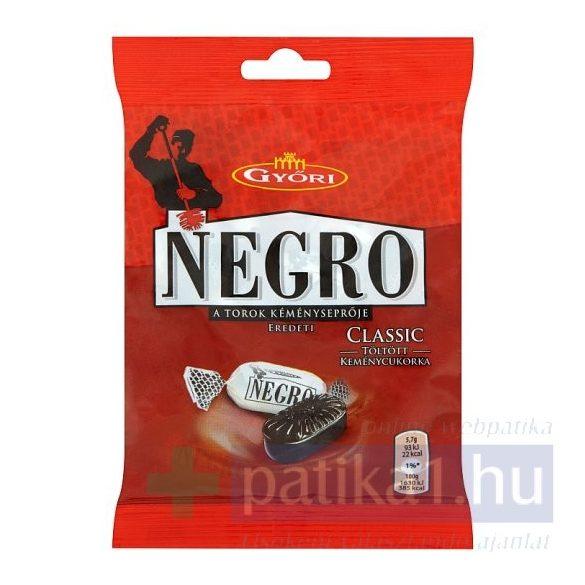 Negro cukorka classic 79 g