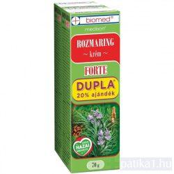Biomed Rozmaring forte krém 70 g