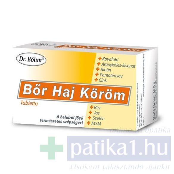 Dr. Böhm bőr-haj-köröm tabletta 60 db