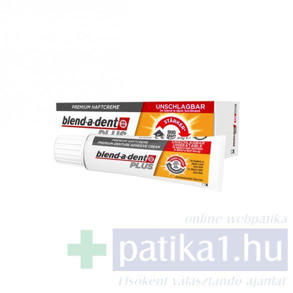 Blend A Dent Plus Duo Power protézisragasztó 40 g