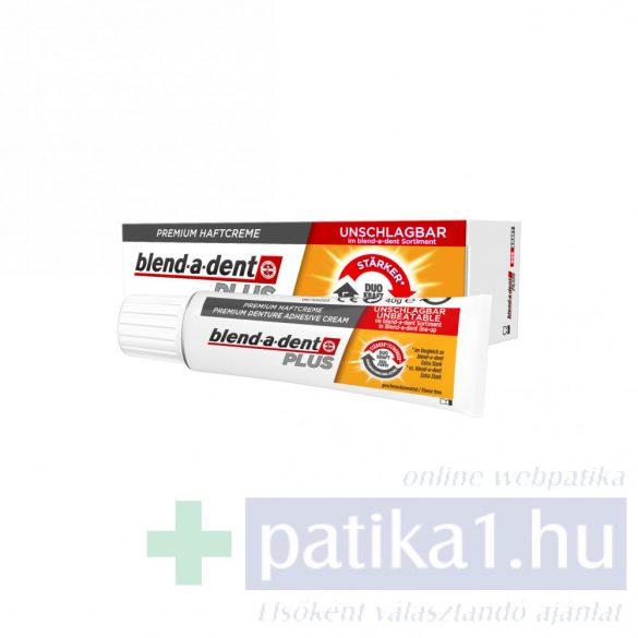 Blend A Dent Plus Dual Power protézisragasztó 40 g