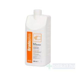 Bradoplus kéz- és bőrfertőtlenítő 1000 ml