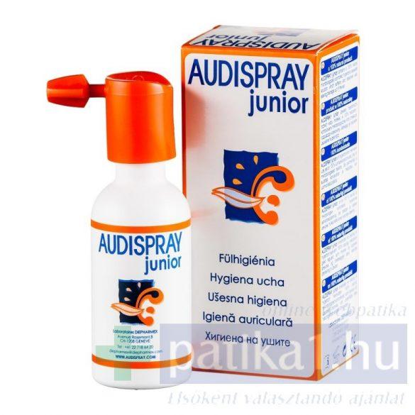 Audispray Junior fülspray 25 ml