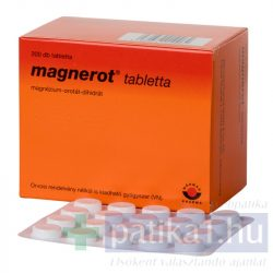 Magnerot tabletta 100 db