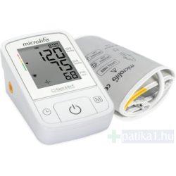 Microlife BP A2 Basic vérnyomásmérő M-L mandzsettával 22-42 cm karkerület