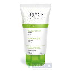 Uriage HYSÉAC Habzó tisztitó gél zsíros bőrre150 ml