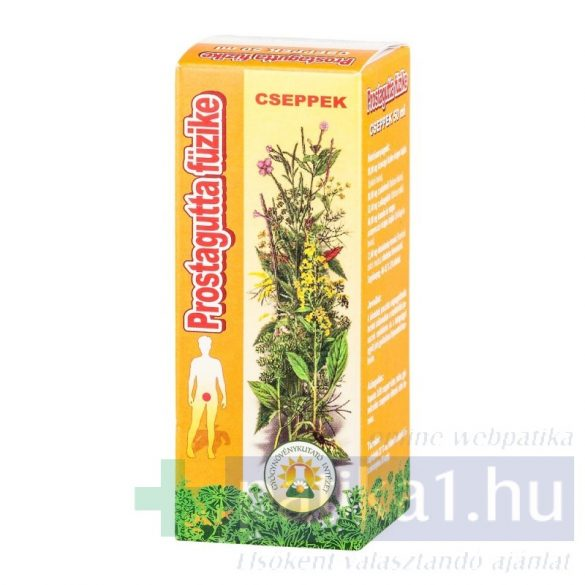 Prostagutt füzike cseppek 50 ml