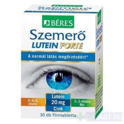 Béres Szemerő Lutein Forte étrendkiegészítő 30 db