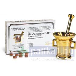 Bio-Szelénium 100+cink+vitaminok tabletta 30 db