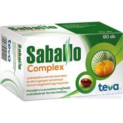 Saballo Complex lágy kapszula 90 db