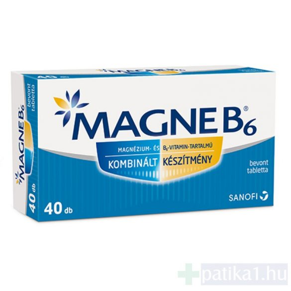 Magne B6 bevont tabletta 30 db