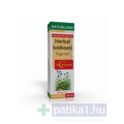 Naturland Herbal Svédkeserű fogkrém + C-vitamin 100 ml