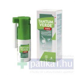 Tantum Verde Forte 3 mg/ml szájnyálkahártyán alk. spray