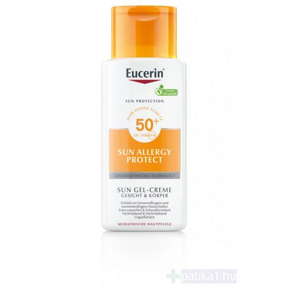 Eucerin Sun Allergy Protect Napallergia elleni krém-gél FF50 150 ml