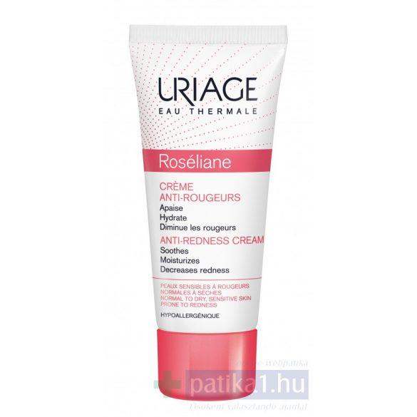 Uriage ROSÉLIANE Krém kipirosodás/rosacea ellen40 ml