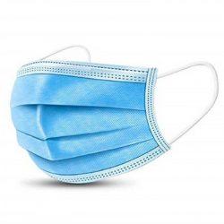3 rétegű orvosi szájmaszk dobozban 50 db