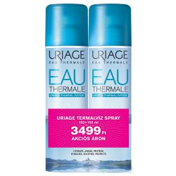 Uriage Eau Thermale Duriage termálvíz spray 2x150 ml