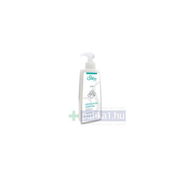 Sába szappan folyékony kéztisztító antibakteriális 400 ml
