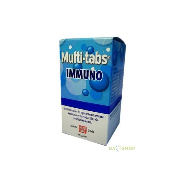 Multi-tabs Immuno L 30 db tabletta